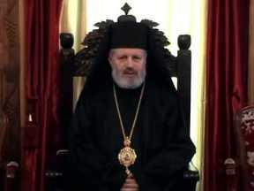 Браничевски епископ Игнатий Мидич
