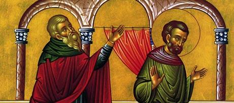 farisej i mitar