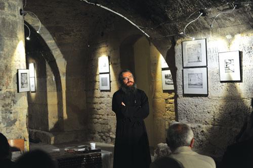 Отец Юлиан Нистеа