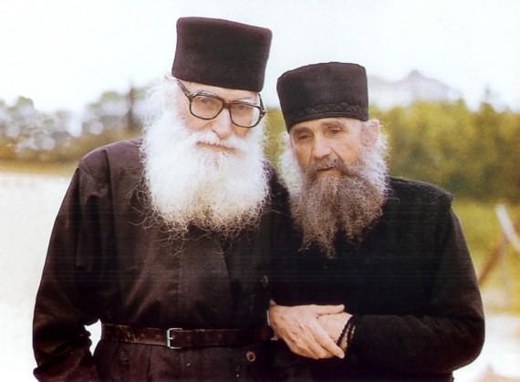 старците Ефрем Катунакиот и Ефрем Аризонски