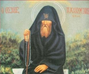 sveti Pahomij Hioski 11