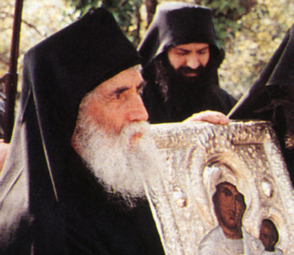 Elder Paisios Agioritis