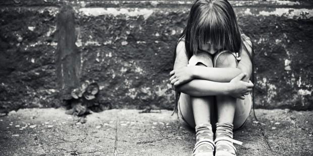 child-suffering
