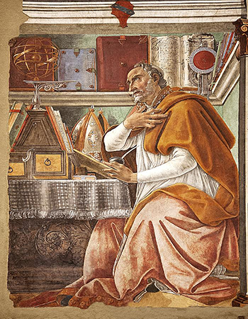 st-augustine-in-his-study-science-photo-library-350
