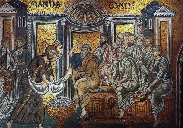 Biz_mosaic_Christ_washes_apostles'_feet_Monreale Edited